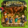 Fabian Lenk: Krypteria - Jules Vernes geheimnisvolle Insel. Im Reich des Tyrannosaurus